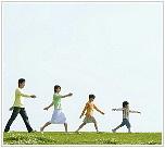 家族の健康イメージ