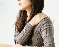 首肩のこりイメージ